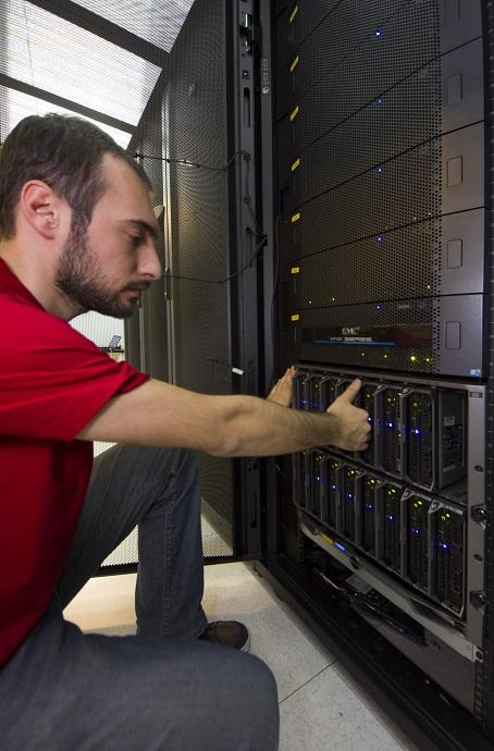 SadeceHosting Datacenter