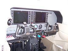 Cessna 182T G1000 Konsolu