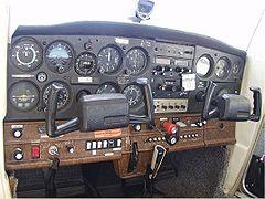 Cessna 152 Konsolu
